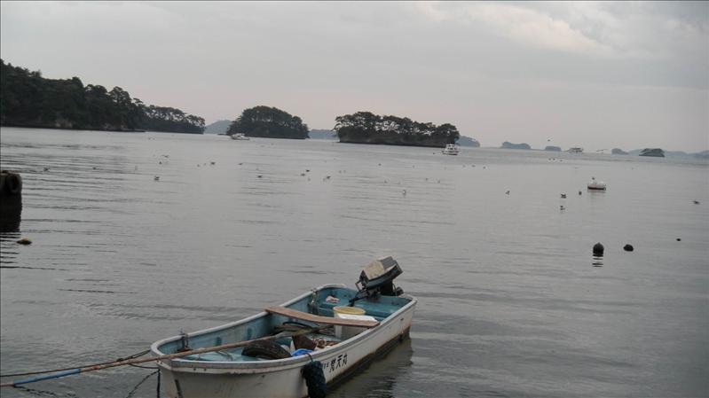 松島外海有大大小小260個小島