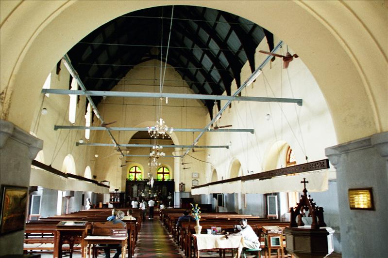 st francis church from 1503, kochin
