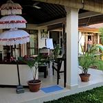 The villa I