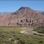 Cafayete river valley
