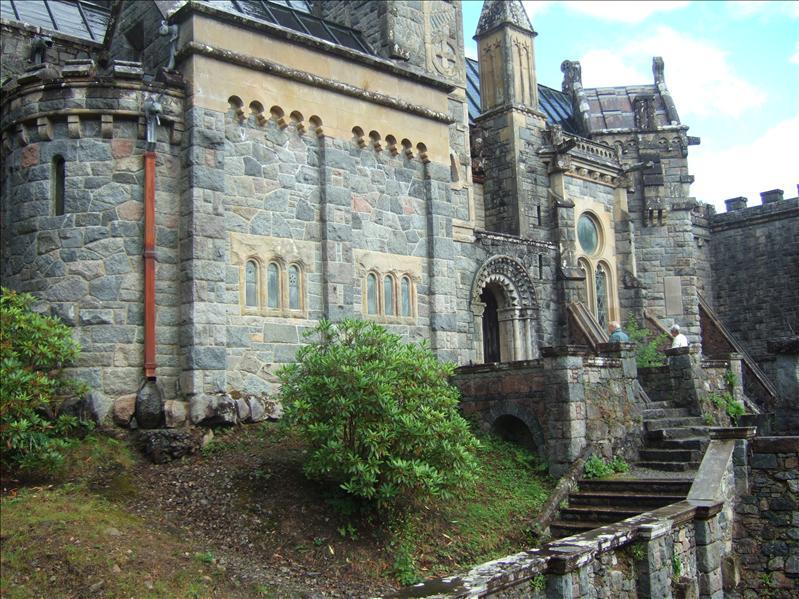 St. Conan's Kirk, Lochawe
