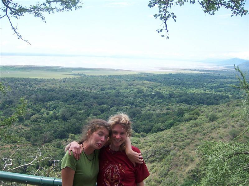 Elisa•Aline•Ngorongoro