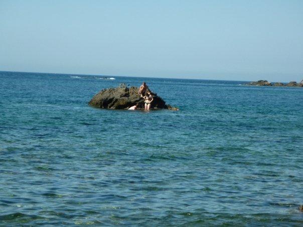 Giorno 4: argentario - isola rossa