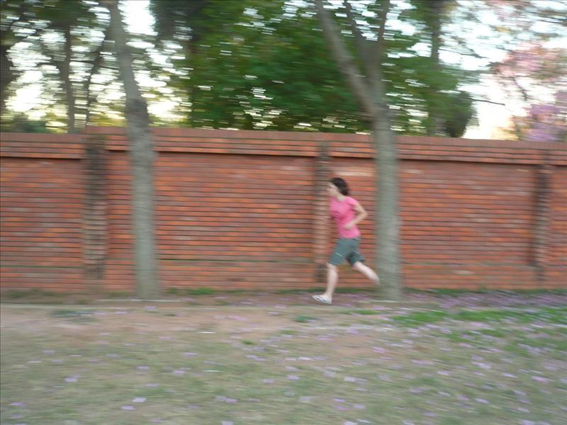meine Laufstrecke :D - itt futok