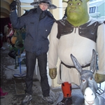 Shrek an I