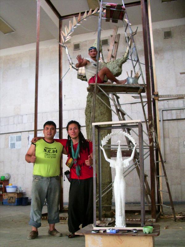 Sculptor (Kyrgyz)