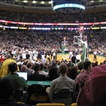 The Boston Celtics!!