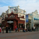 Disneyland Street