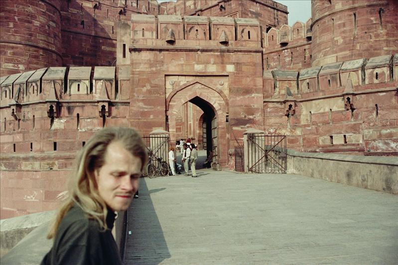 EXIT OF RED FORT