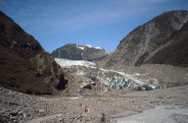 FOX GLACIER, SI - JAN 2004