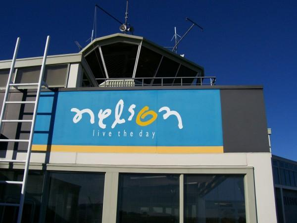 08-AUG-2007 Arrival at Nelson Airport, NZ