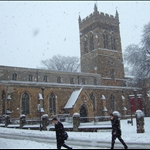 St Giles Church 2009 - Northampton