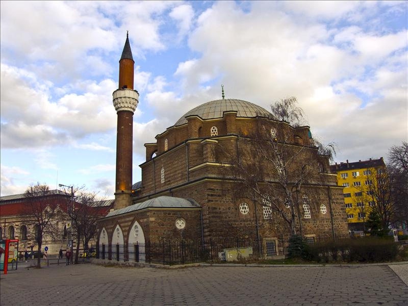 The Mosque in Sofia