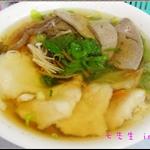 豬肝麵疙瘩