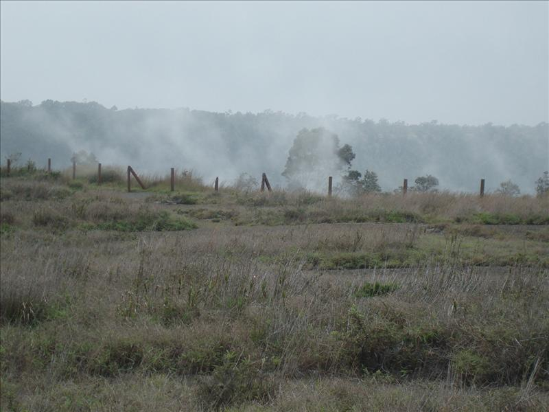 Kilauea - Smoke everywhere