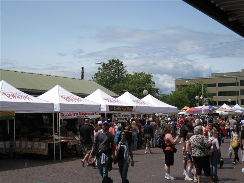 The famous Public Market