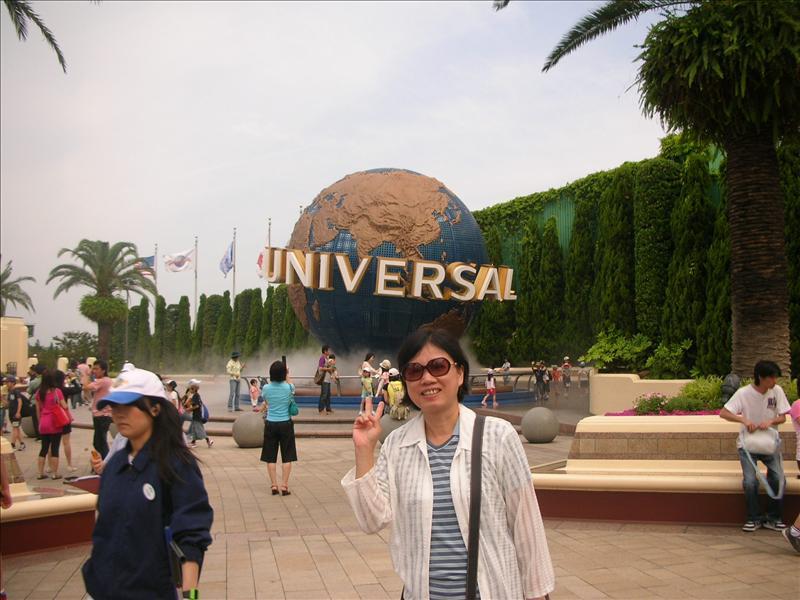 mom 環球影城Universal Studio