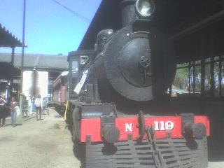 Locomotora 119