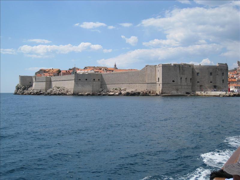 old city in Dubrovnik