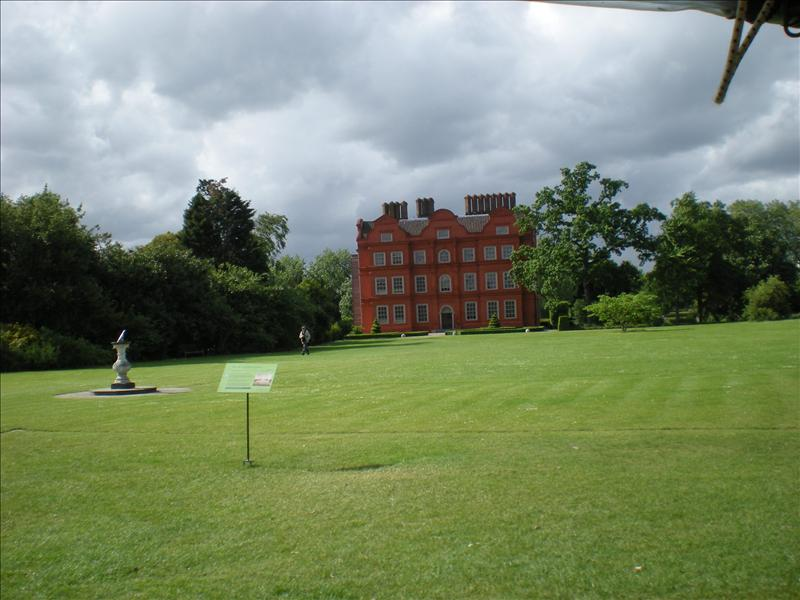 Kew Palace, Kew Gardens - 18th May