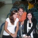 mit Anne und Amira