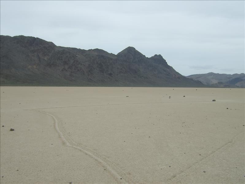The Racetrack, Death Valley, California