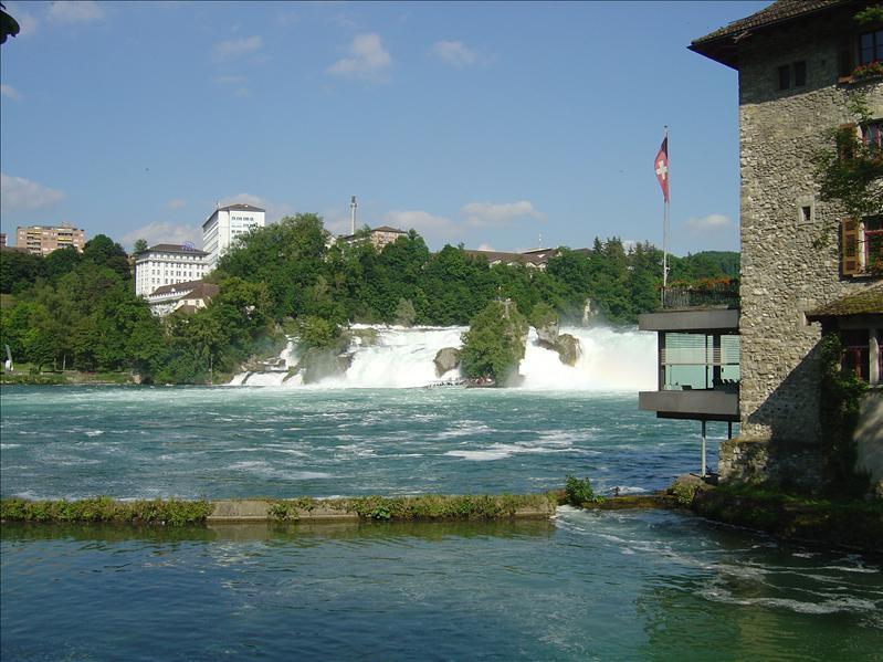 Rhine falls (Switzland)