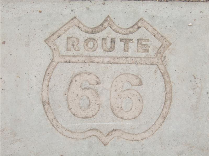 Original Route 66, Arizona