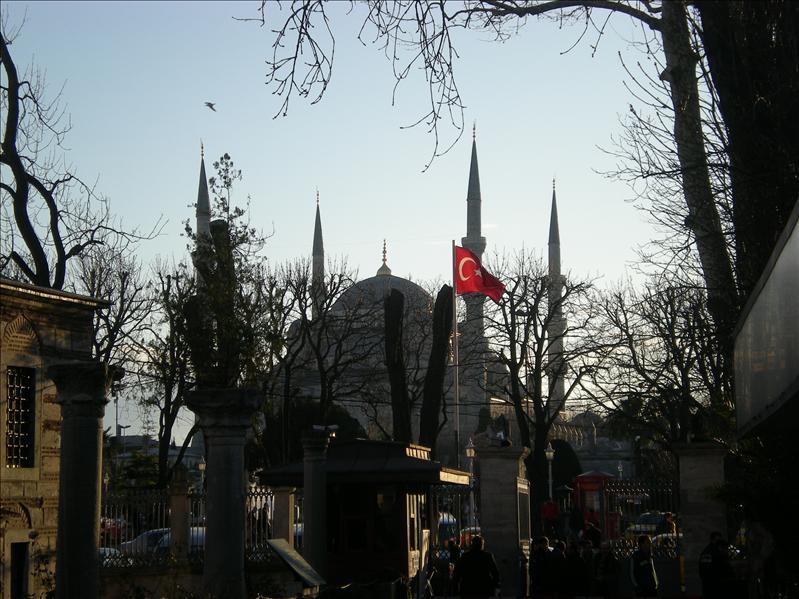 Blu Mosque