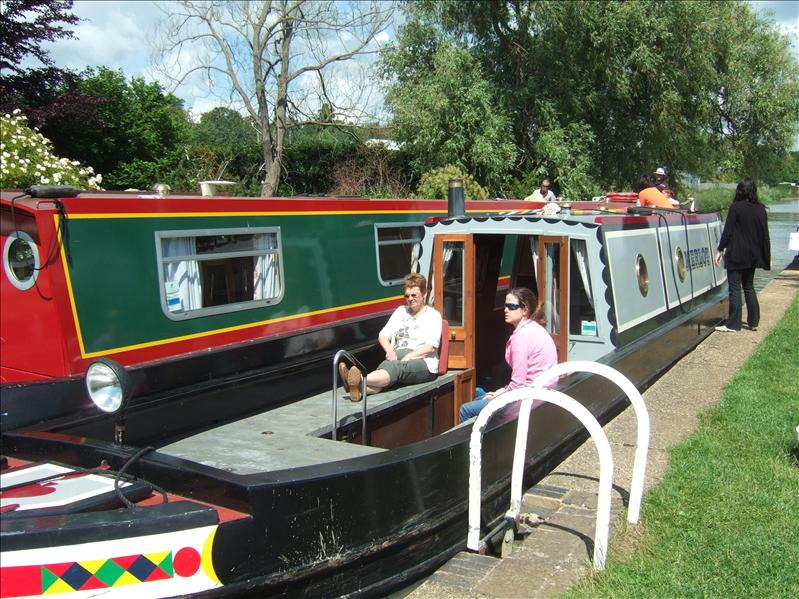 On the Grand Union Canal