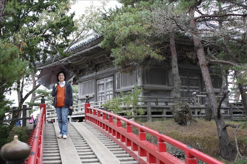五大堂   前一天的山寺有五大堂   松島也有五大堂