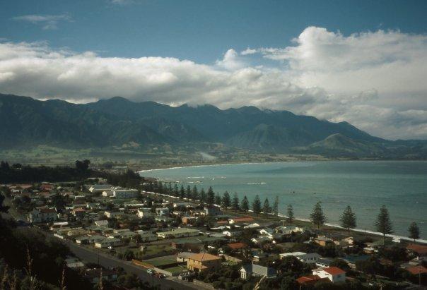 KAIKOURA, SI - FEB 2004
