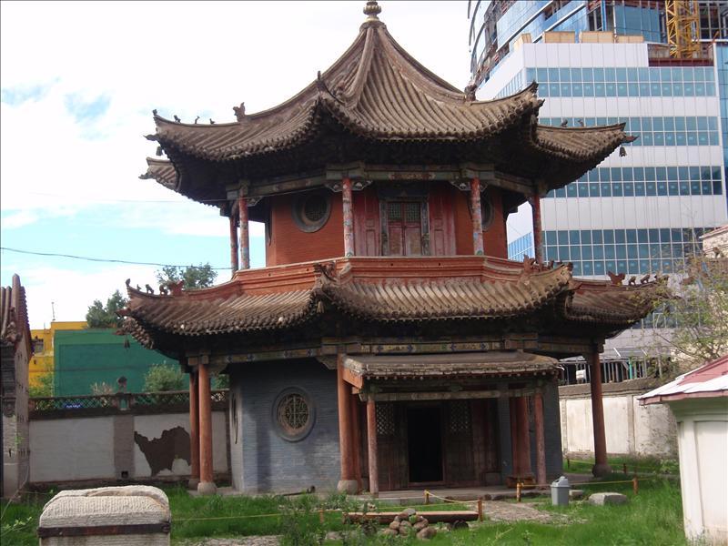 Choijin Lama Monastary