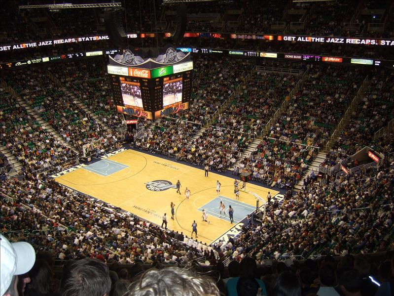 Salt Lake City, NBA - Utah Jazz