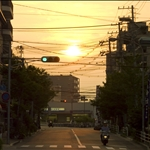 Sunrise in Japan :)