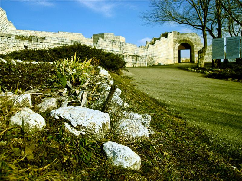 The Fortress of Shumen