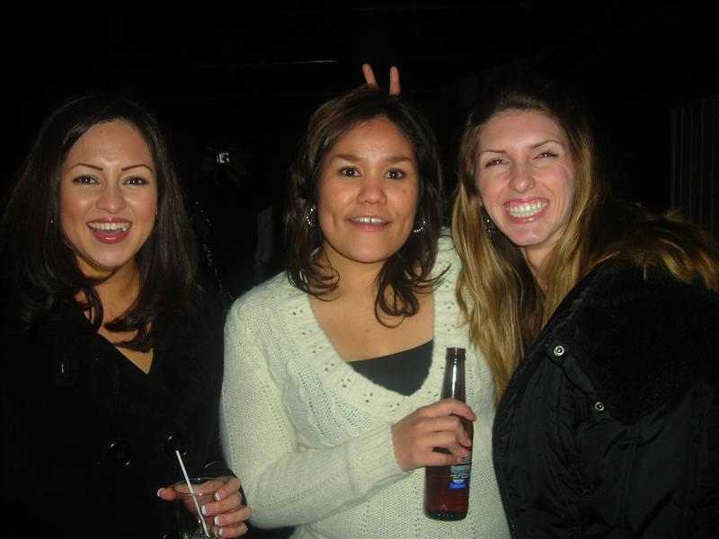Angelica, Drea and Gretle