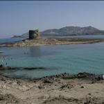Beach La Pelosa and Tower