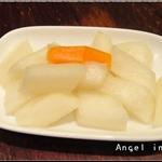小菜-泡菜蘿蔔