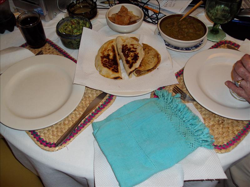 comida mexicana al Juan ;-)