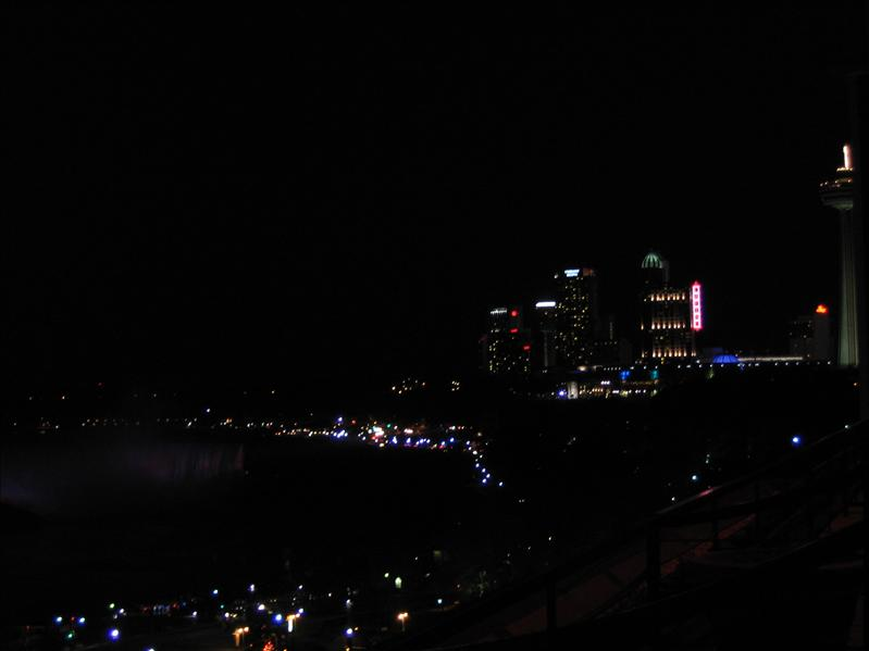 Niagara Falls at Night - 10