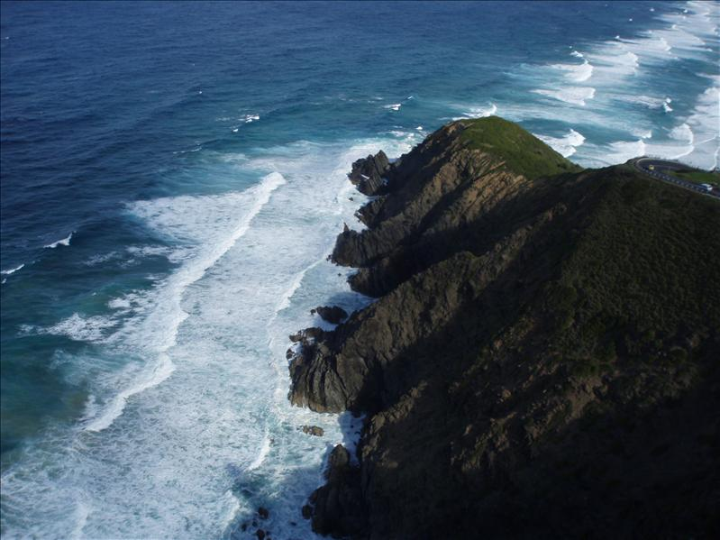 Cape Byron, hang gliding