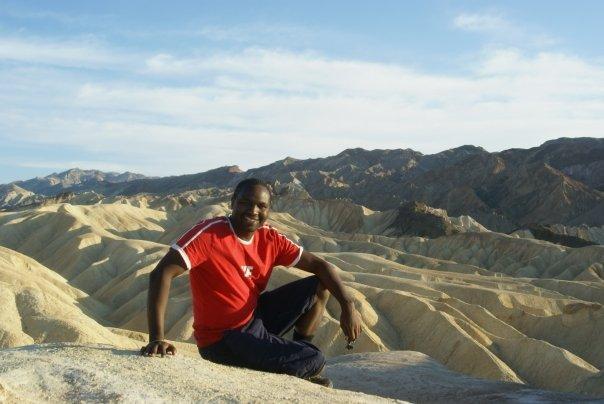 Death Valley CA.