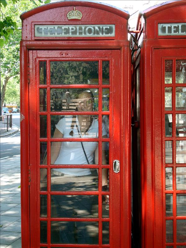 Sam in the Phone Booth
