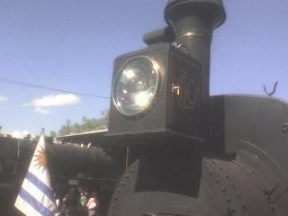 Locomotora Manning Warde 1890 no. 3