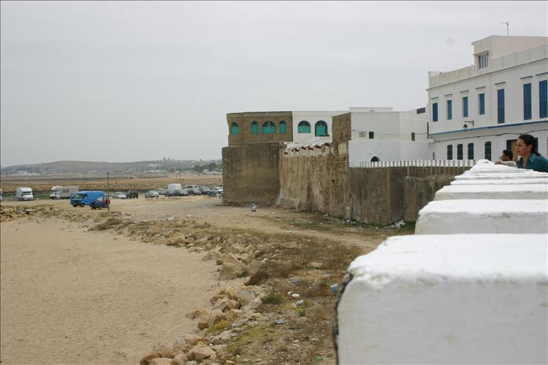 The Cannons of Asilah Fortress