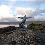 Atostogos Islandijoje 1 - 2 diena