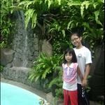 Pool Area of Legend Villa