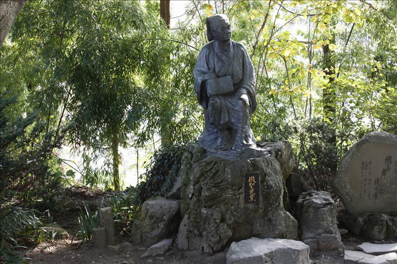 俳聖(即詩聖) 松尾芭蕉