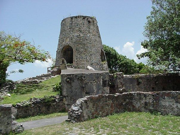 Sugar ruins